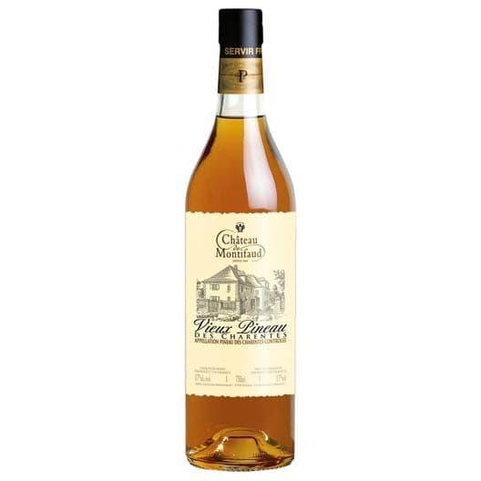 Вино Chateau de Montifaud, Vieux Pineau des Charentes Blanc 10 Years Old