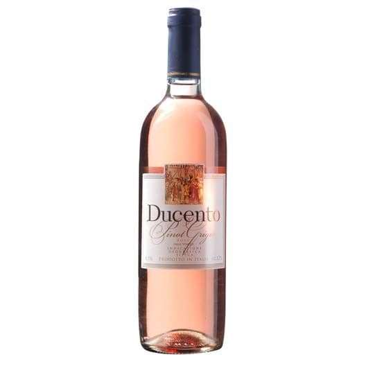 """Вино """"Ducento"""" Pinot Grigio Rose delle Venezie DOC"""