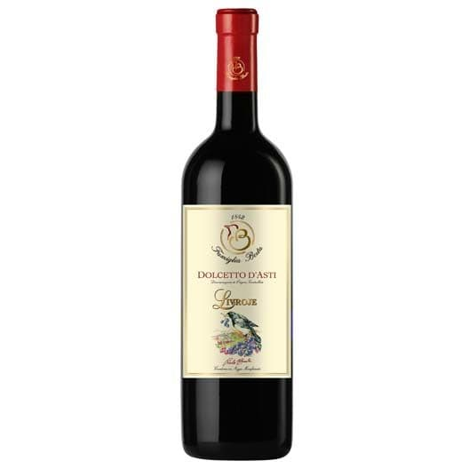 """Вино Famiglia Berta """"Livroje"""" Dolcetto D'Asti 2016"""