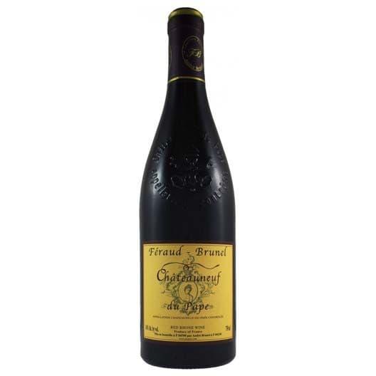 Вино Feraud-Brunel, Chateauneuf du Pape AOC, 2016