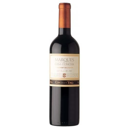 "Вино ""Marques de Casa Concha"" Cabernet Sauvignon"