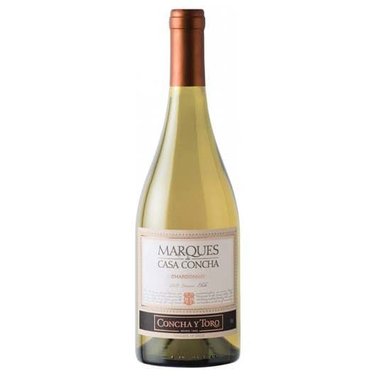 "Вино ""Marques de Casa Concha"" Chardonnay 2017"