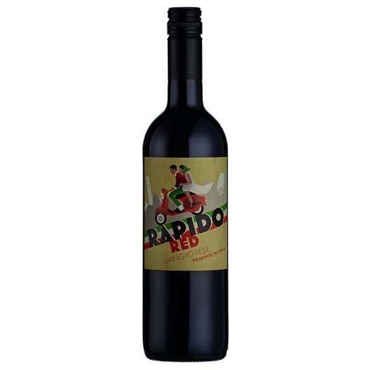"Вино ""Rapido"" Red, Puglia IGT, 2017"
