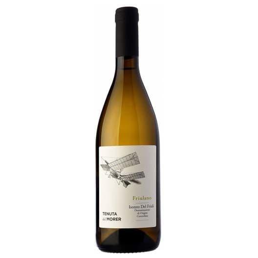 Вино Tenuta del Morer, Friulano, Isonzo del Friuli DOC 2018