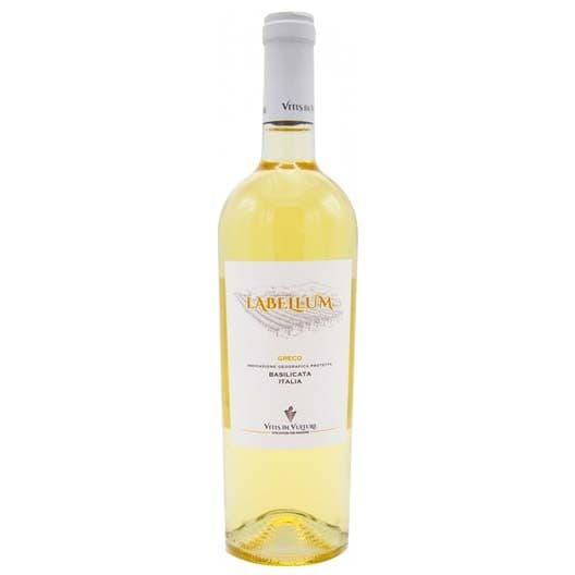 "Вино Vitis in Vulture, ""Labellum"" Greco, Basilicata IGP"