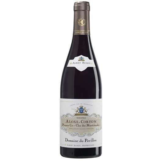 Вином Aloxe Corton 1-er Cru AOC. Domaine du Pavillon. Clos des Marechaudes, 2015