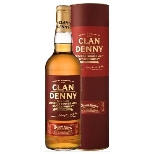 "Виски ""Clan Denny"" Speyside"