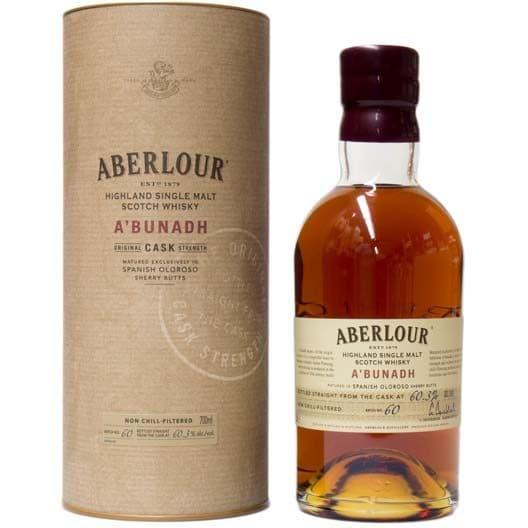 Виски Aberlour A'bunadh