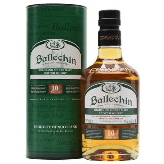 Виски Ballechin 10 y.o.