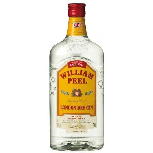 Джин William Peel London Dry Gin