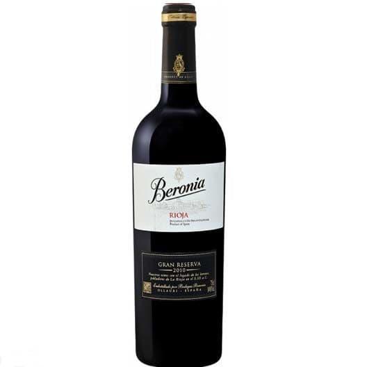 Вино Beronia Gran Reserva Rioja DOC