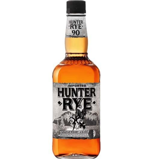 "Виски ""Hunter Rye"" Canadian Whisky"
