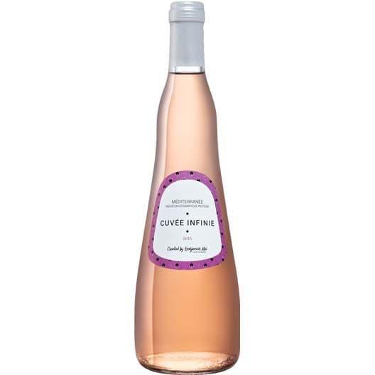 Вино Cuvee Infinie Mediterranee IGP