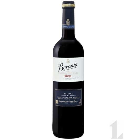 Вино Beronia Reserva Rioja DOC