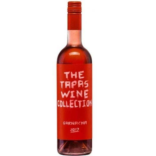 "Вино ""The Tapas Wine Collection"" Garnacha Rose"