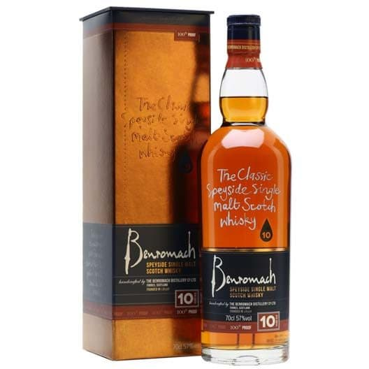 "Виски Benromach ""100 Proof"" 10 y.o."