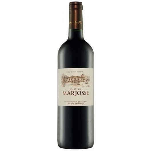 "Вино ""Chateau Marjosse"" Rouge, Bordeaux AOC, 2016"