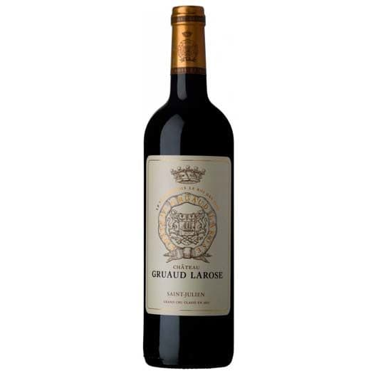 Вино Chateau Gruaud Larose, 2015