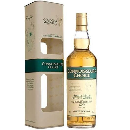 Виски Connoisseur's Choice Inchgower 2007