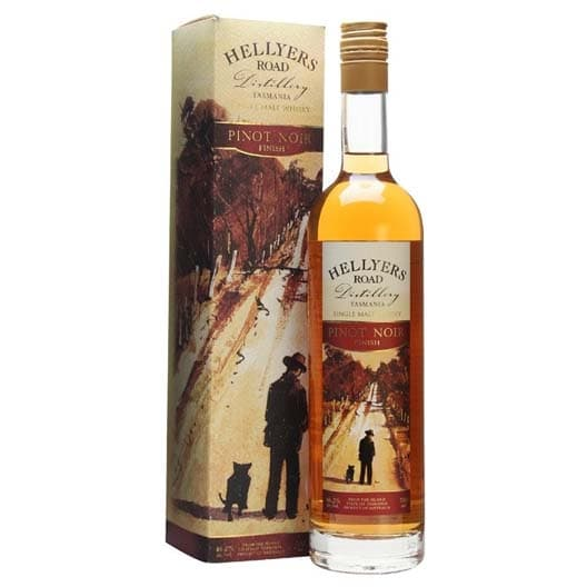 Виски Hellyers Road, Single Malt Pinot Noir Finish
