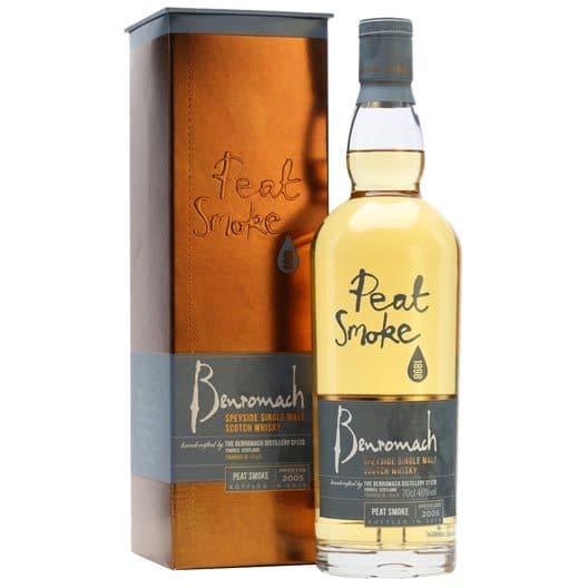 Виски Benromach Peat Smoke