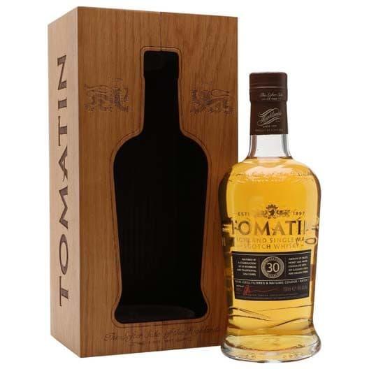 "Виски ""Tomatin"" 30 Years Old"