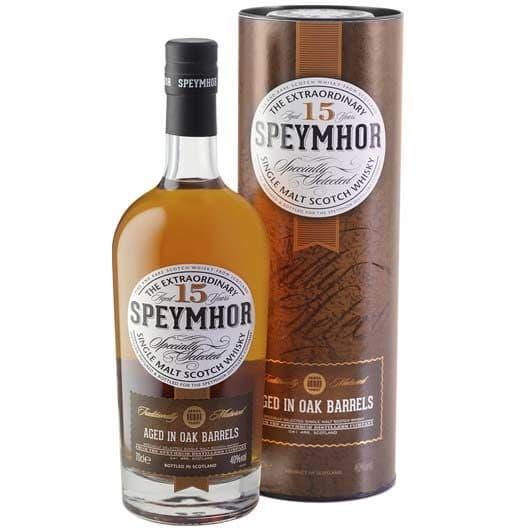 Виски Speymhor 15 y.o.