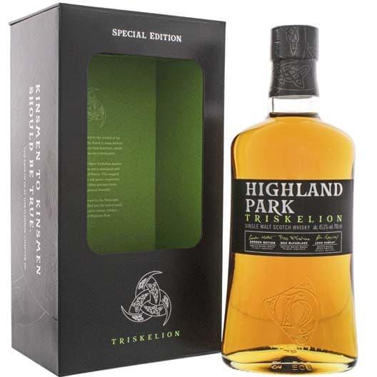 Виски Highland Park Triskelion