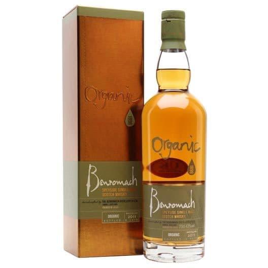 "Виски Benromach, ""Organic"", 2011"
