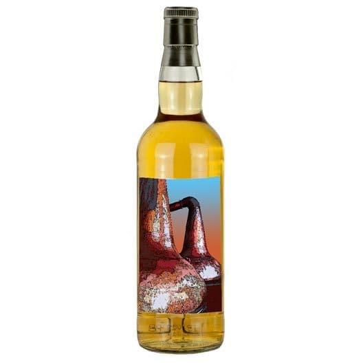 """Виски """"Maltsev Gallery Art"""" Aultmore 10 yo, 2010"""