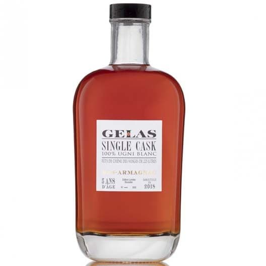Арманьяк Gelas Single Cask 5 Ans