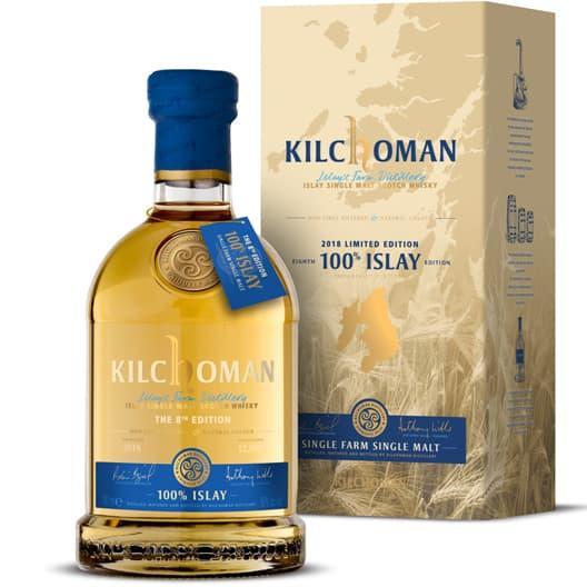 """Виски Kilchoman """"100% Islay"""""""