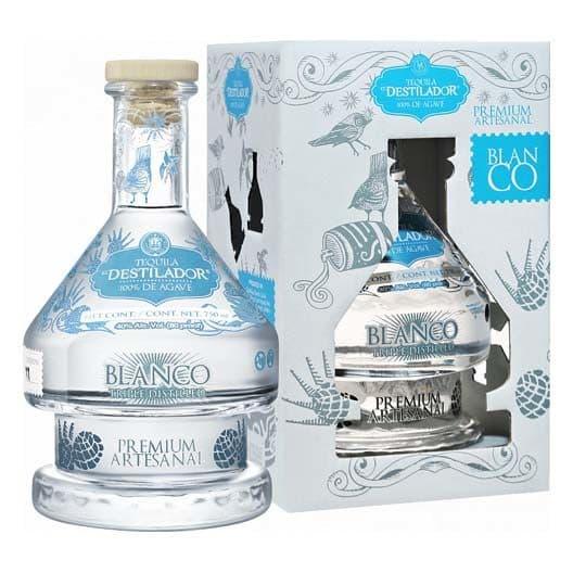 "Текила ""El Destilador"" Premium Artesanal Blanco"