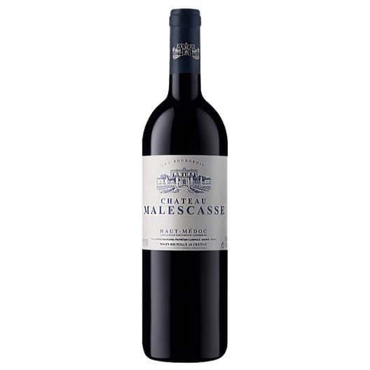 Вино красное сухое Chateau Malescasse Cru Bourgeois, Haut-Medoc АОС, 2002