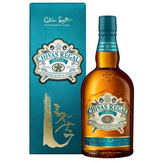 "Виски ""Chivas Regal"" Mizunara"