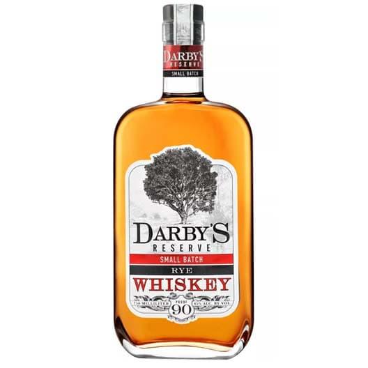 Виски Darby`s Reserve Small Batch Rye Whiskey