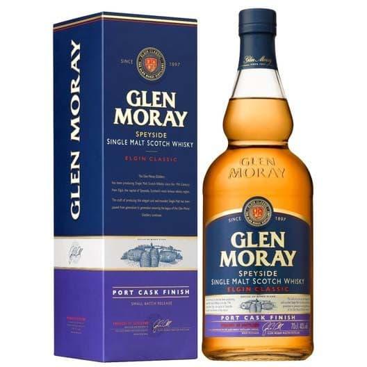 """Виски """"Glen Moray"""" Elgin Classic Port Cask Finish"""