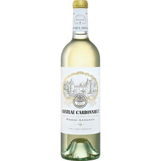 Вино Chateau Carbonnieux Blanc Pessac-Leognan AOC Grand Cru Classe de Graves 2015