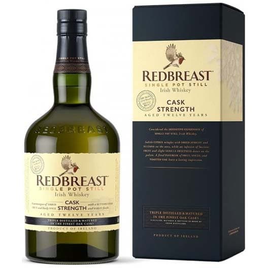 Виски Redbreast 12 y.o. Cask Strength