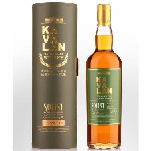 Виски Kavalan Solist Ex-Bourbon Cask