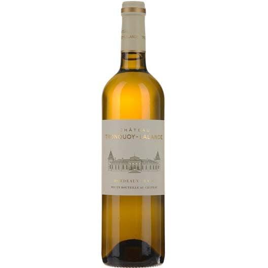 Вино Chateau Tronquoy-Lalande Blanc 2013