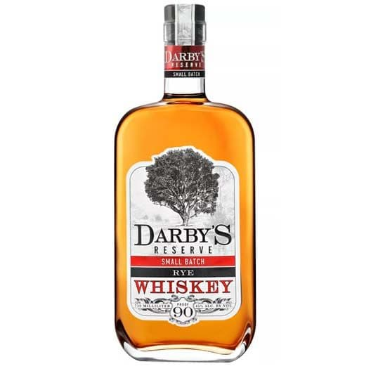 Виски Darby`s Reserve Small Batch Rye Whiskey