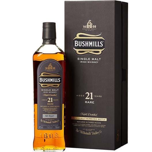 Виски Bushmills 21 y.o.
