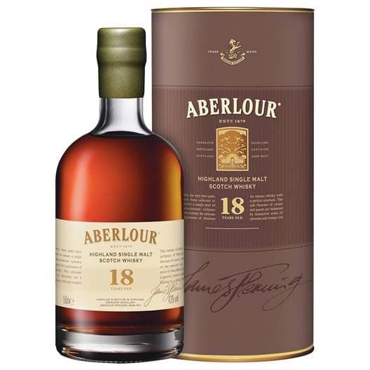 "Виски ""Aberlour"" 18 Years Old Double Cask, 0.5 л"