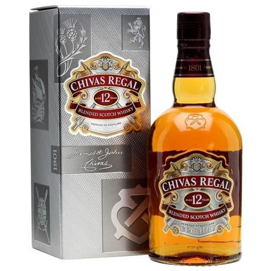 "Виски ""Chivas Regal"" 12 years old, 0.7 л"