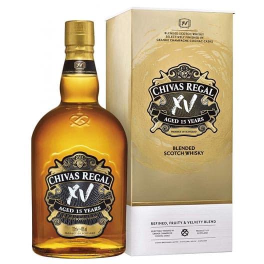 "Виски ""Chivas Regal"" XV, gift box, 0.7"