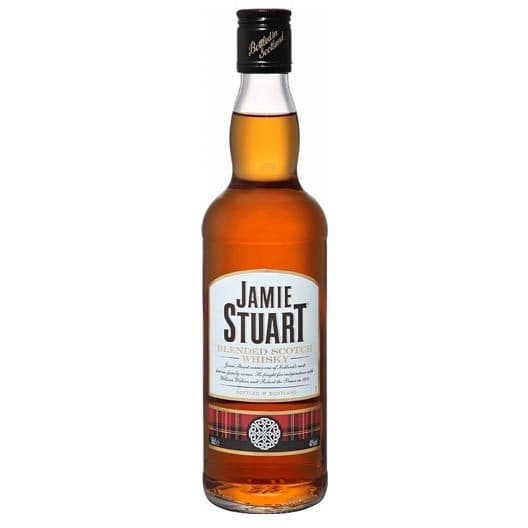"Виски ""Jamie Stuart"" Blended Scotch Whisky, 0.5Виски ""Jamie Stuart"" Blended Scotch Whisky, 0.5"