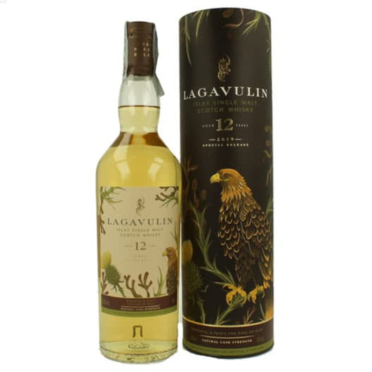 Виски Lagavulin 12 Years Old Special Release 2019