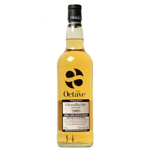"Виски ""The Octave"", Glenallachie, 11 Years, 2008"