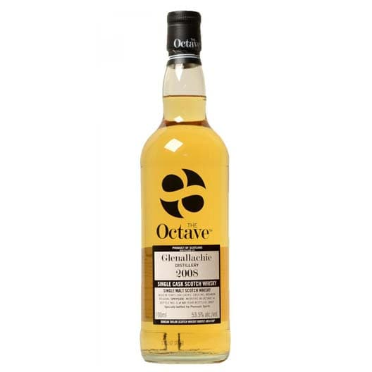 """Виски """"The Octave"""", Glenallachie, 11 Years, 2008"""